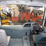 Mahindra Tourister dashboard at Bus and Special Vehicles Show 2015