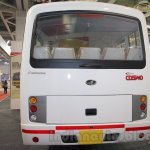Mahindra Tourister rear at Bus and Special Vehicles Show 2015