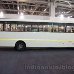 Mahindra Tourister side at Bus and Special Vehicles Show 2015