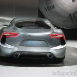 Maserati Alfieri rear at the 2015 Detroit Auto Show