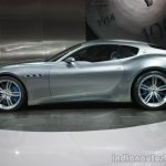 Maserati Alfieri side at the 2015 Detroit Auto Show