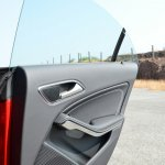 Mercedes CLA 200 CDI door rear Review