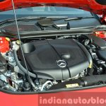 Mercedes CLA 200 CDI engine Review
