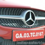 Mercedes CLA 200 CDI grille Review