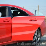 Mercedes CLA 200 CDI rear window Review