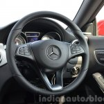 Mercedes CLA 200 CDI steering Review