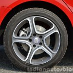 Mercedes CLA 200 CDI wheel Review