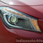 Mercedes CLA 200 Xenon light Review