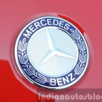 Mercedes CLA 200 badge Review