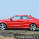 Mercedes CLA 200 doors Review