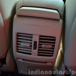 Mercedes CLA 200 rear AC Review