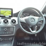 Mercedes CLA 200 steering Review