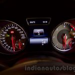 Mercedes CLA cluster India launch