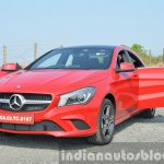 Mercedes CLA door Review