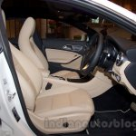 Mercedes CLA seat India launch
