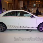 Mercedes CLA side India launch