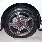 Mercedes CLA wheel India launch