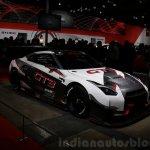 NISSAN GT-R NISMO GT3 front three quarter (2) TAS 2015