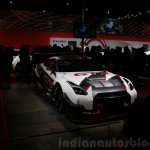 NISSAN GT-R NISMO GT3 front three quarter TAS 2015