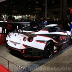 NISSAN GT-R NISMO GT3 rear three quarter TAS 2015