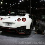 NISSAN GT-R NISMO N Attack Package rear TAS 2015