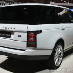 Range Rover rear three quarter at the 2015 Detroit Auto Show