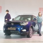 SsangYong Tivoli Launched