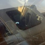 Tata Aria Automatic gearbox spied