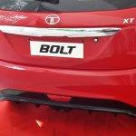 Tata Bolt bodykit rear bumper extension
