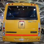 Tata Starbus Ultra SKOOL rear at the Bus and Special Vehicles Expo 2015