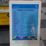 Tata Starbus Ultra SKOOL specs at the Bus and Special Vehicles Expo 2015