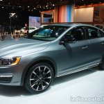 Volvo S60 Cross Country at the 2015 Detroit Auto Show
