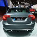 Volvo S60 Cross Country rear at the 2015 Detroit Auto Show