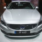 Volvo S60 Inscription front at the 2015 Detroit Auto Show