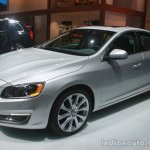 Volvo S60 Inscription front three quarter view at the 2015 Detroit Auto Show