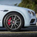 2015 Bentley Continental V8 S press shot rim
