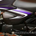 2015 Honda CB Shine DX body graphics