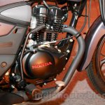 2015 Honda CB Shine DX engine