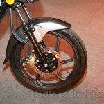 2015 Honda CB Shine DX front wheel