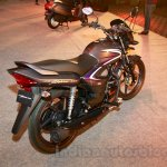 2015 Honda CB Shine DX rear three quarters right