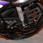 2015 Honda CB Shine DX rear wheel