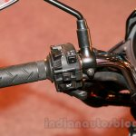 2015 Honda CB Shine DX switchgear