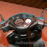 2015 Honda Dio instrument panel