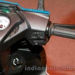 2015 Honda Dio throttle
