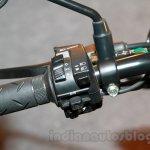2015 Honda Dream Neo switchgear