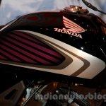 2015 Honda Dream Neo tank graphics