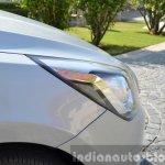 2015 Hyundai Verna diese facelift headlight design