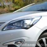 2015 Hyundai Verna diesel facelift lights