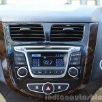 2015 Hyundai Verna diesel facelift music system