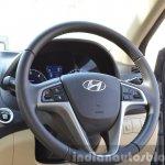2015 Hyundai Verna diesel facelift steering